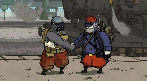 Our X1 videos of Valiant Hearts