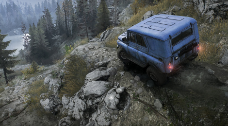 Our XB1 video of Spintires: MudRunner