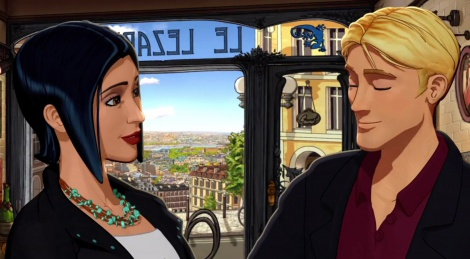 Our XB1 videos of Broken Sword 5