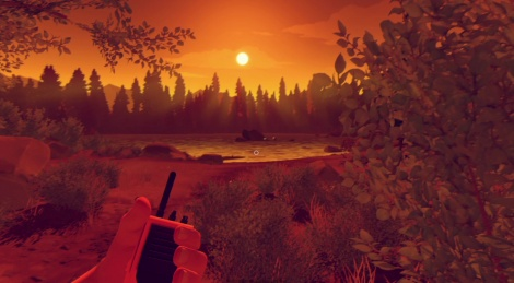 Our XB1 videos of Firewatch