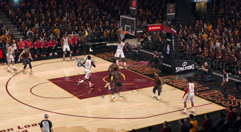 Our XB1 videos of NBA Live 18