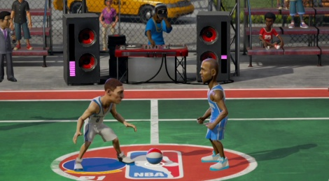 Our XB1 videos of NBA Playgrounds