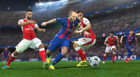 Our XB1 videos of PES 2017