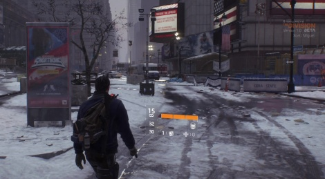 Our XB1 videos of The Division (beta)
