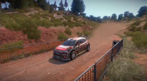 Our XB1 videos of WRC 7