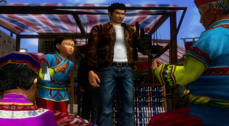 Our XB1X videos of Shenmue I & II