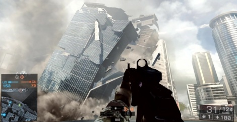 Our Xbox 360 videos of BF4's Beta