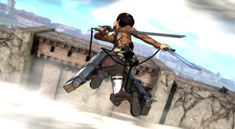 Our Xbox One videos of Attack on Titan