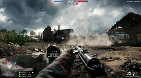 Our Xbox One videos of Battlefield 1's alpha