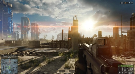 Our Xbox One videos of Battlefield 4