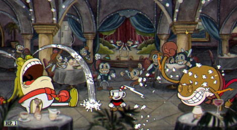 Our Xbox One videos of Cuphead