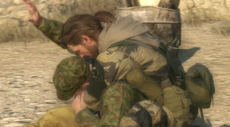 Our Xbox One videos of MGS V
