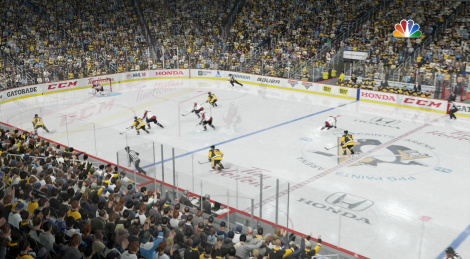 Our Xbox One videos of NHL 18