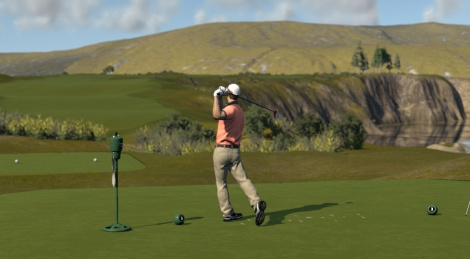 Our Xbox One videos of The Golf Club