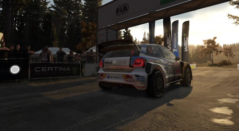 Our Xbox One videos of WRC 5
