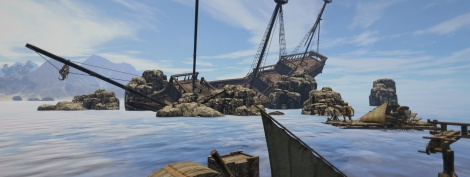 Out of Reach gets massive update