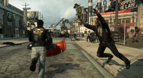 PC gameplay of Dead Rising 3