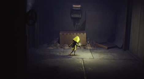 PC video of Little Nightmares