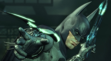 PC videos of Batman: Arkham City