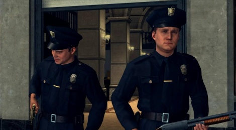 PC videos of L.A. Noire