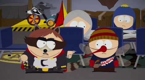 PC videos of South Park: The Fractured But Whole