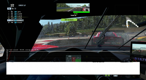 PCARS 2 new FPS tests on One X