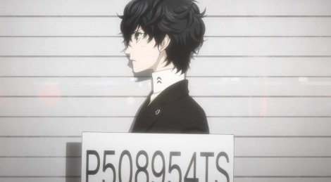 Persona 5 launches today