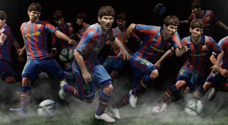 PES 2011 announced