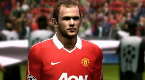 PES 2011 gameplay video