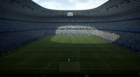 PES 2012 second demo video