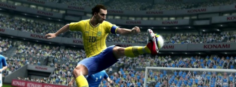 PES 2013: Player ID trailer