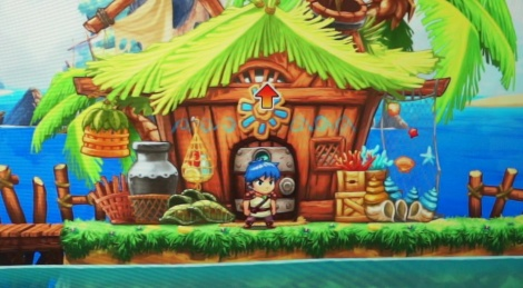 PGW16: Monster Boy PC video