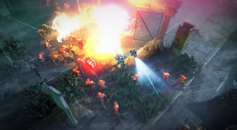 PGW: Alienation screens, trailer