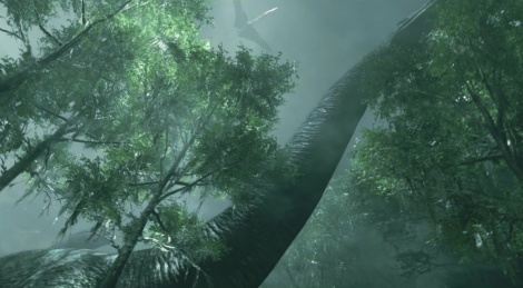 PGW: Crytek's Robinson to hit PS4