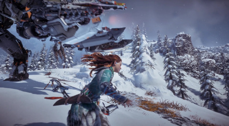 PGW: Horizon Frozen Wilds trailer