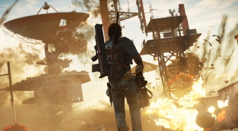 PGW: Just Cause 3 60 fps PC footage