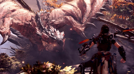 PGW: Monster Hunter World trailer