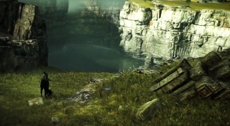 PGW: Shadow of the Colossus video