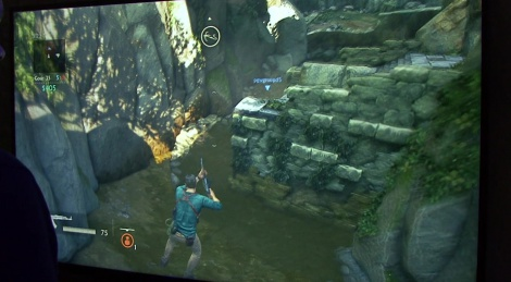 Pgw Uncharted 4 Mp Gameplay Gamersyde