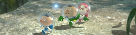 Pikmin 3: new screenshots
