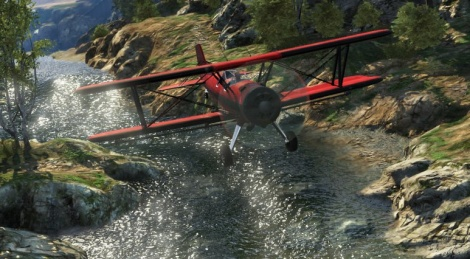 Plus d'images de GTA V