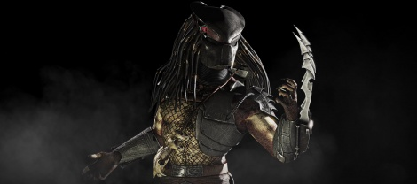 Predator joins Mortal Kombat X