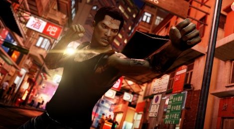 Premier contact avec Sleeping Dogs