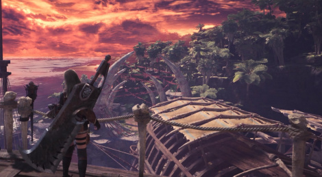 Preview: Monster Hunter World on PC