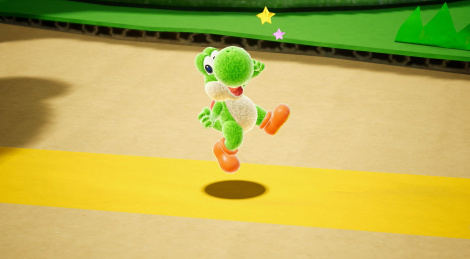 Preview Videos - Yoshi's Crafted World