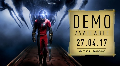 Prey: Demo coming April 27