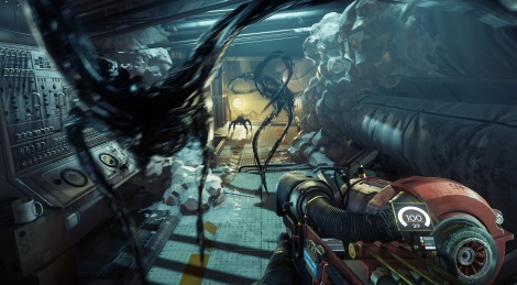 Prey launching May 5, new trailer