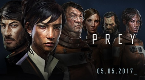 Prey: Only Yu Can Save the World