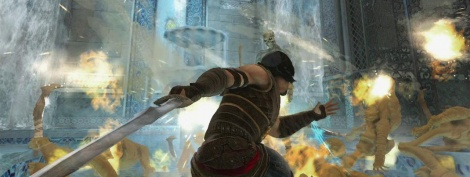 Prince of Persia : A new gameplay Trailer