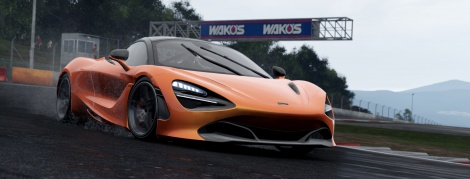 Project CARS 2: McLaren Gameplay Trailer